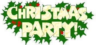 336x160 Christmas Party Clip Art Free Design Templates