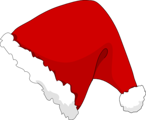 299x246 Christmas Party Hat Clipart
