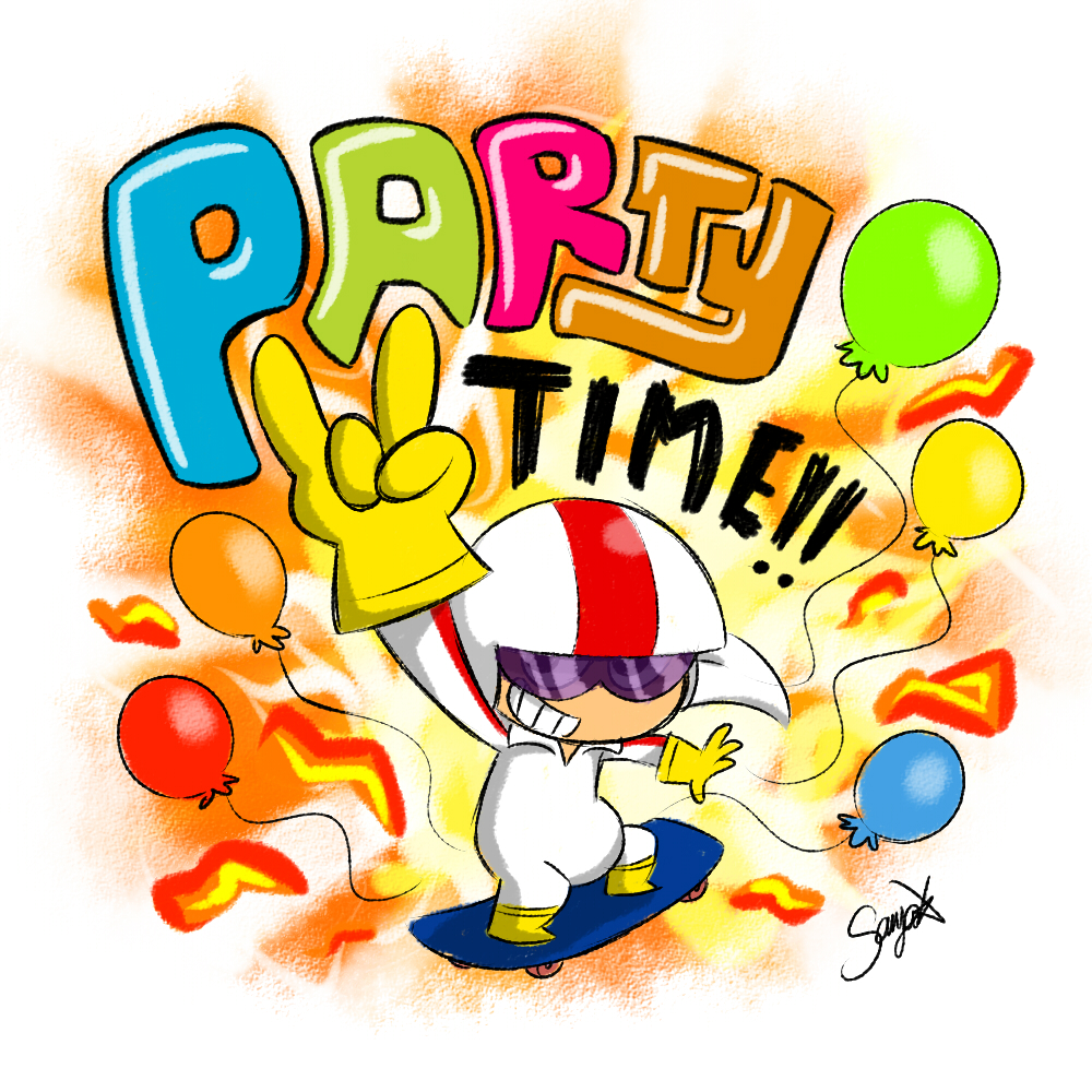 1000x1000 it s a christmas party clipart