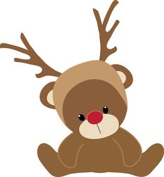 236x254 Christmas Teddy Bear Clip Art Christmas Music Crafts And Other