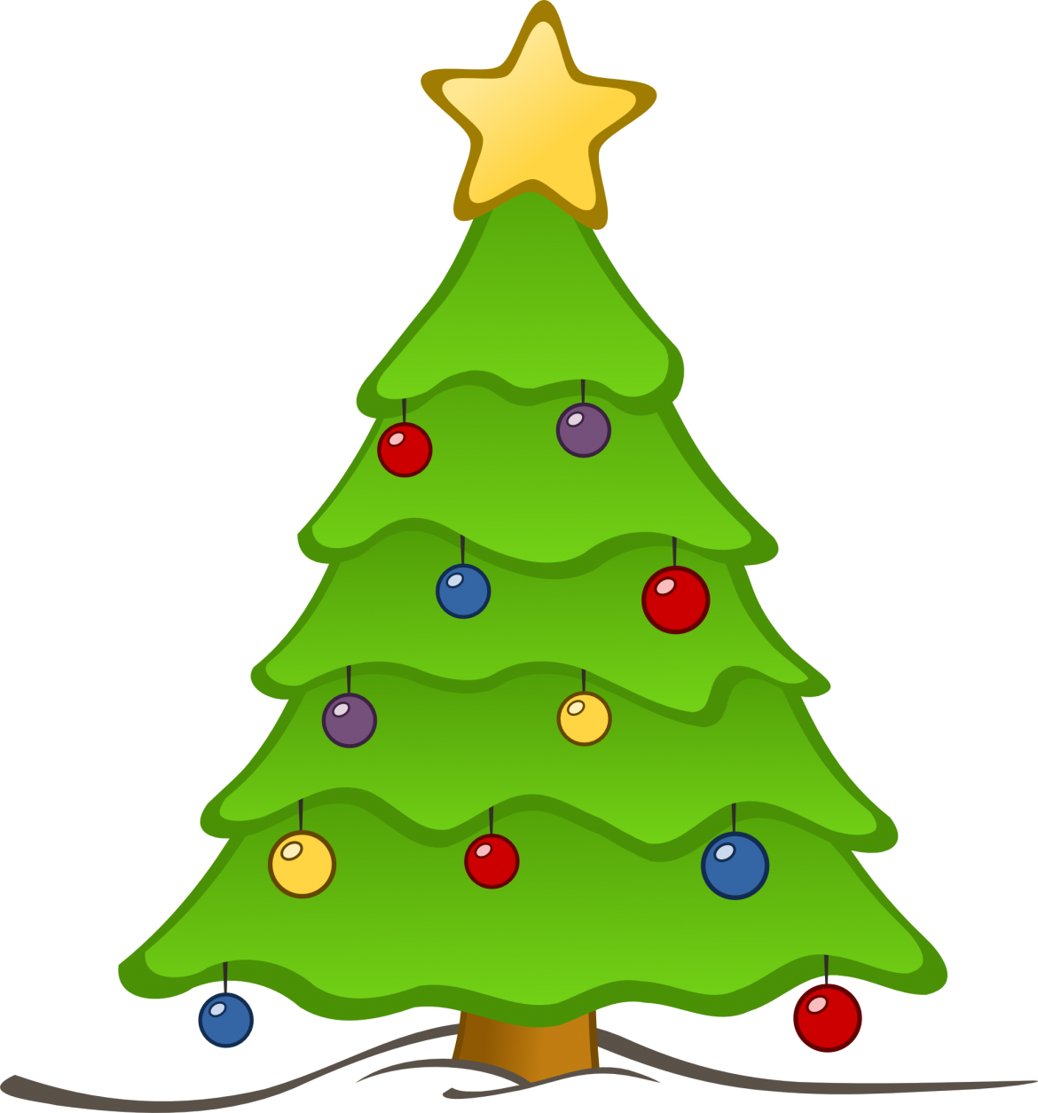 1170x1255 Christmas Tree Clip Art Free Clipart Panda Free Clipart Images