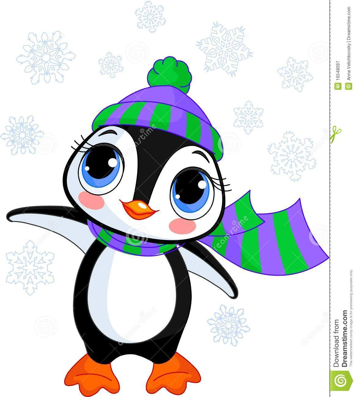 1169x1300 Winter Penguin Clipart