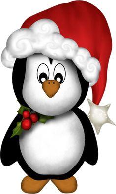 236x395 Christmas Penguin Clip Art Clip Art