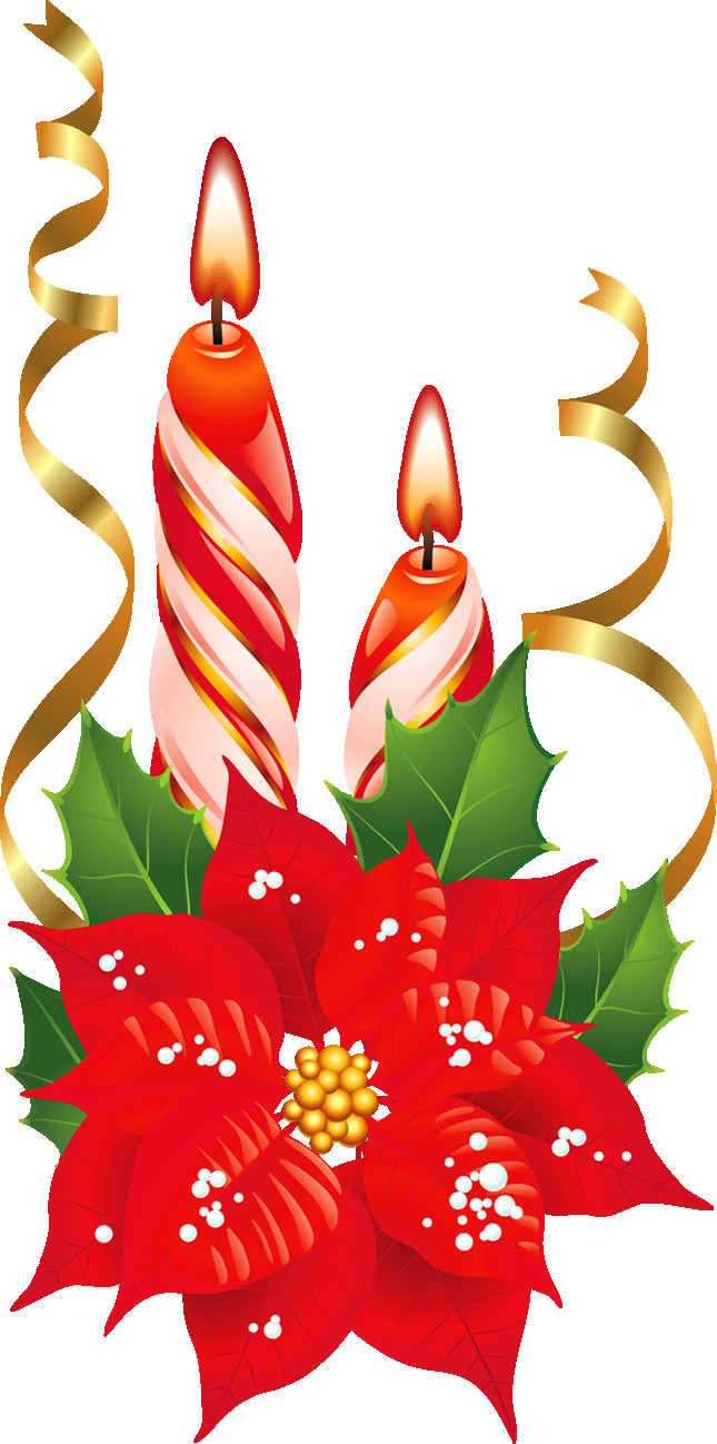 645x1298 Christmas Candle Clipart Candles Free Clip Art Picturesque