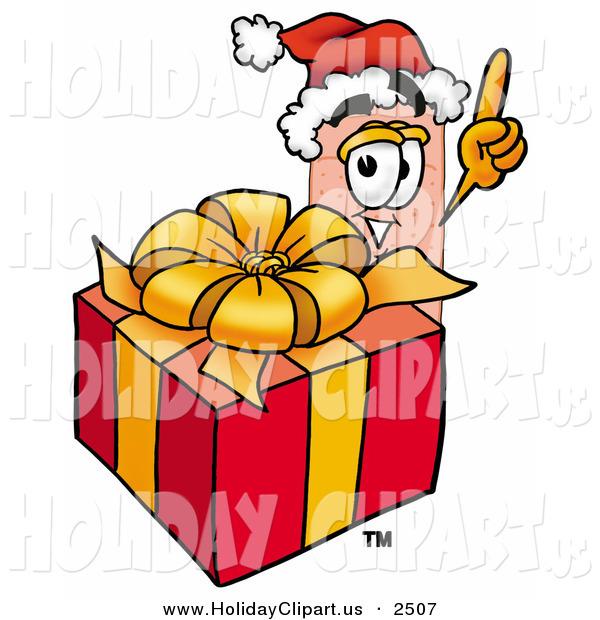 600x620 Happy Holiday Christmas Health Clipart