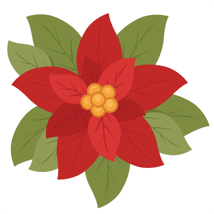 christmas poinsettia clipart at getdrawings com free for personal rh getdrawings com poinsettia clip art images with scripture poinsettia clip art images