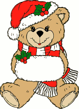 279x384 Christmas Animals Clipart