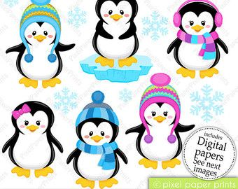 340x270 7 Best Winter Clip Art For Cookies Images On Animales
