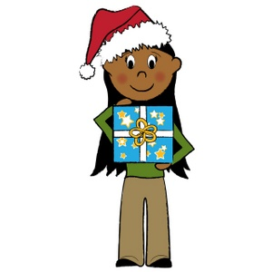 300x300 Clipart Christmas Child