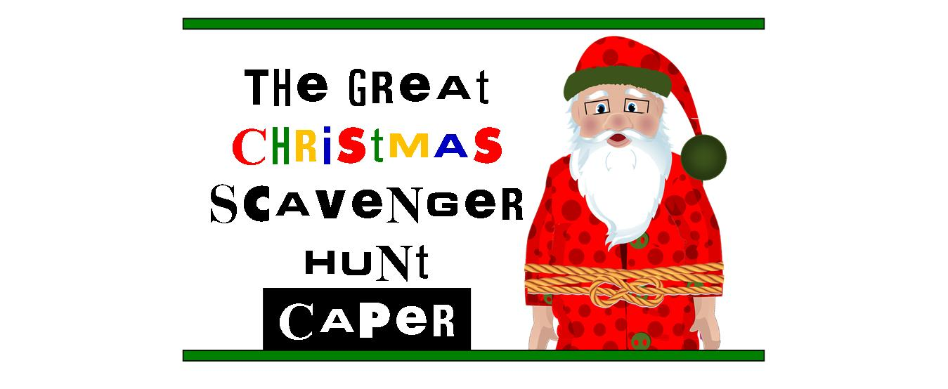 1349x554 Creative Ideas Christmas Party Games Clip Art Kids Treasure Hunt