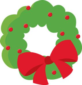 Christmas Reef Clipart
