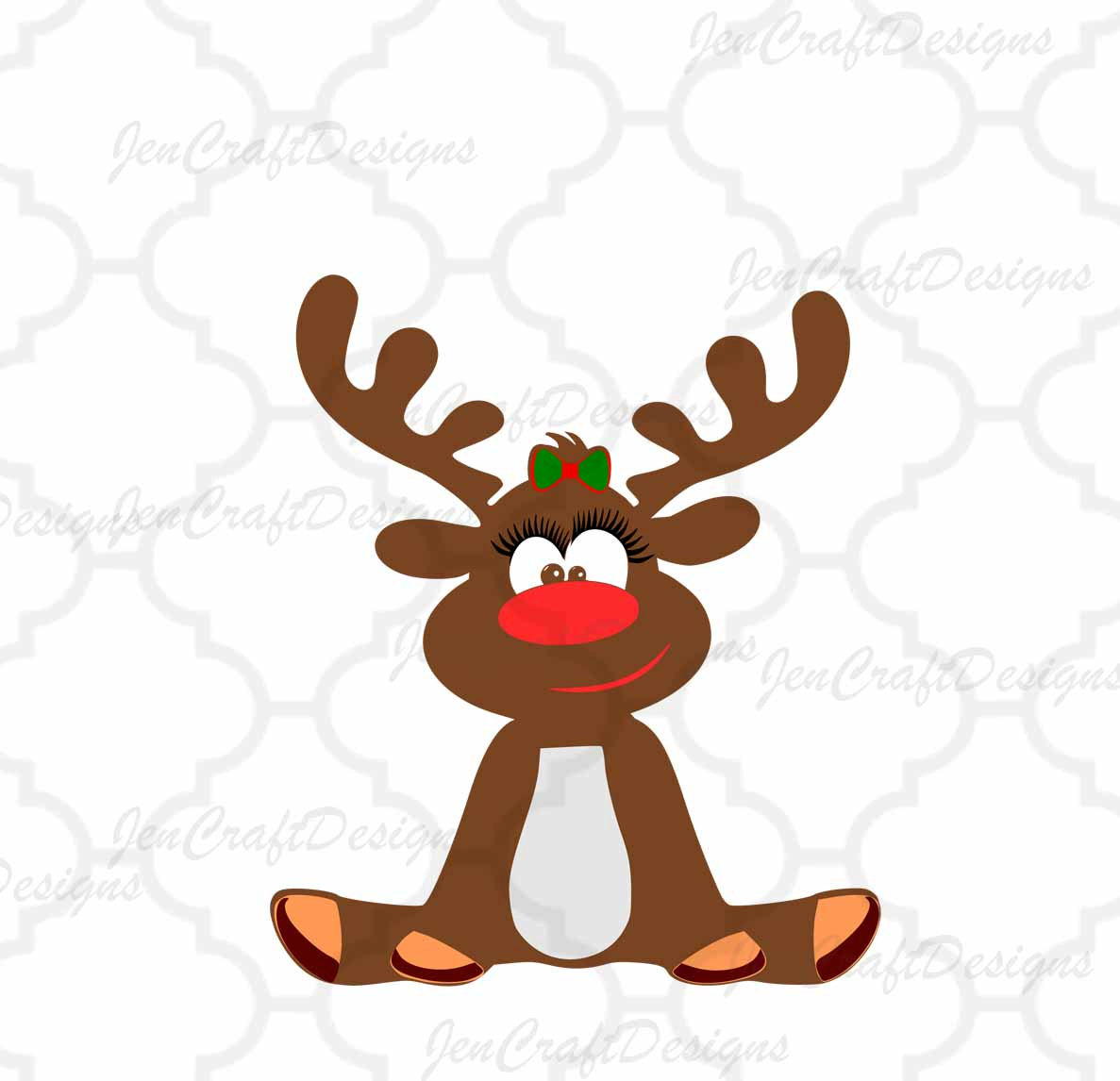 christmas reindeer clipart at getdrawings com free for personal rh getdrawings com father christmas and reindeer clipart cute christmas reindeer clipart