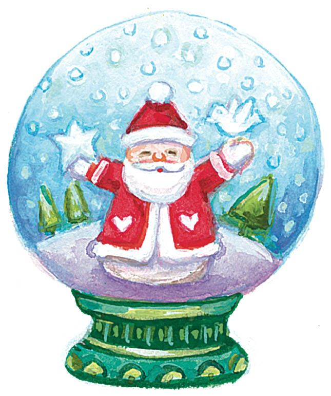 645x771 Snow Globe Animated Clip Art Christmas Snow Globes Clip Art
