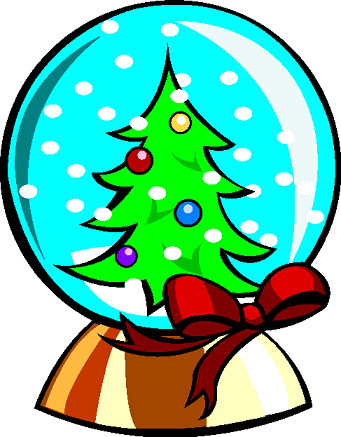 341x437 Tattoo Concept Christmas Snow Globe