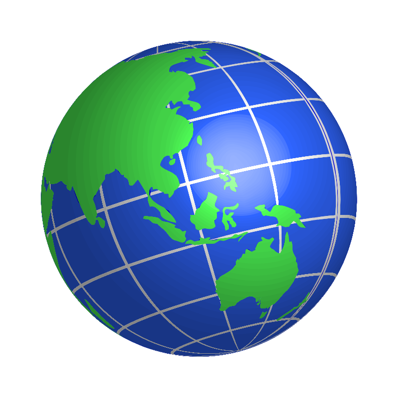 800x800 Animated Globe Clip Art 3