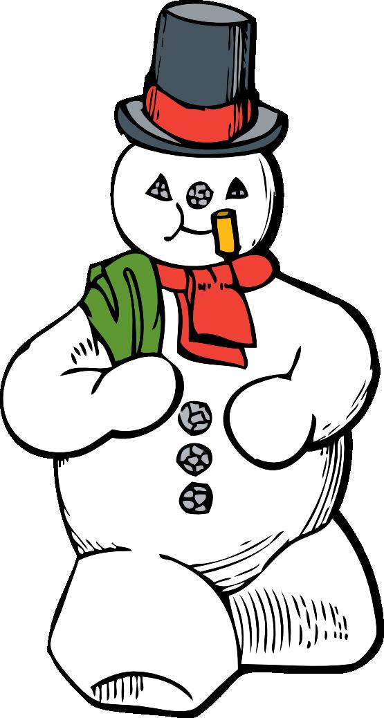 555x1038 Smartness Snowman Clipart Free Clip Art Page 1 Mothergoose Com