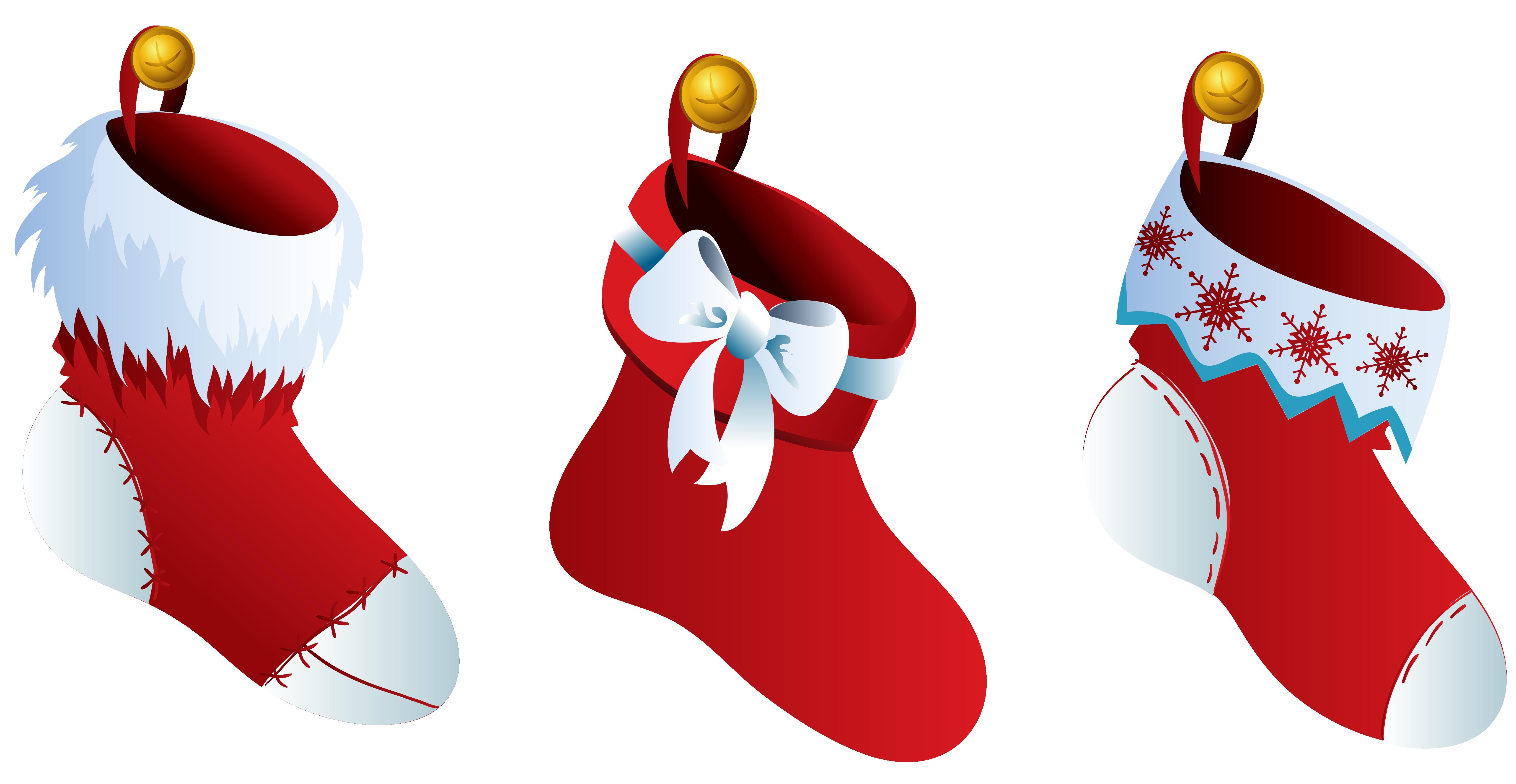 christmas socks clipart at getdrawings com free for personal use rh getdrawings com christmas stockings clipart free christmas stockings clipart black white