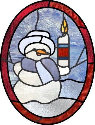 325x428 1247 Best Sg Christmas Images On Stained Glass, Fused