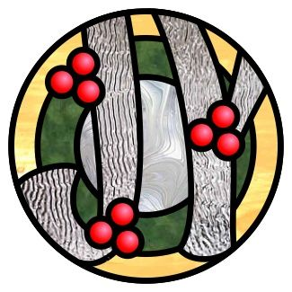 Christmas Stained Glass Clipart At Getdrawings Com Free For