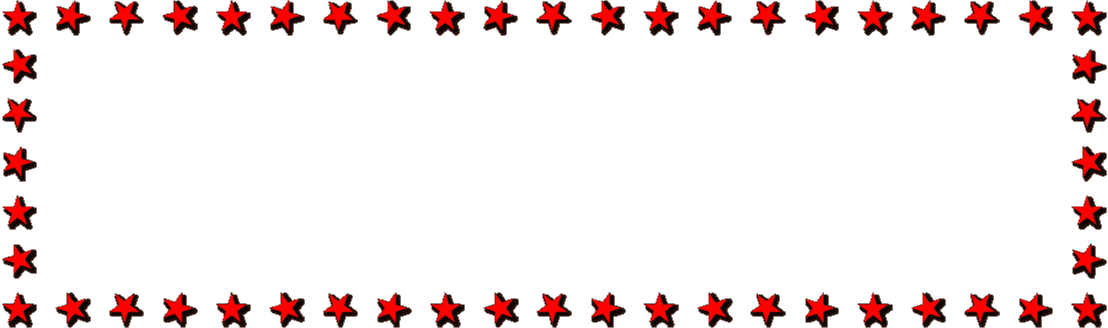1108x328 Image Of Star Border Clipart