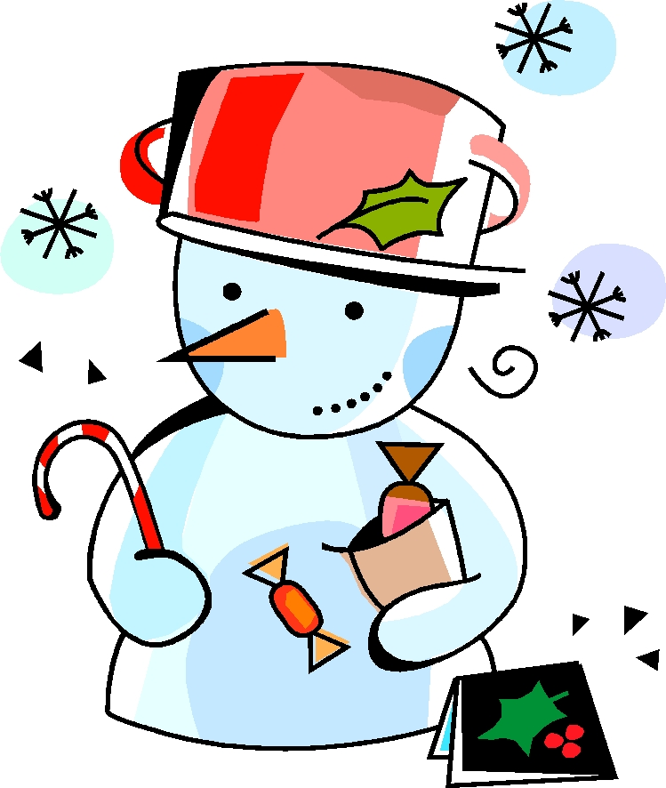 749x886 Holiday Book Gift Clipart
