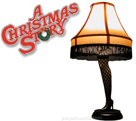 450x400 A Christmas Story Clipart