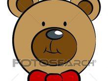 220x165 Bear Face Clipart Clipart Of Teddy Bear Face K20199253 Search Clip