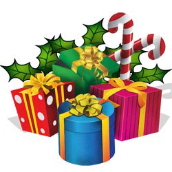 250x250 Christmas Gifts Clipart Gift Images Free Download Clip Art