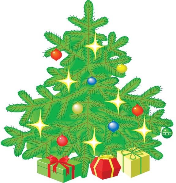 575x600 Free Clip Art Christmas Tree Amp Look At Clip Art Christmas Tree