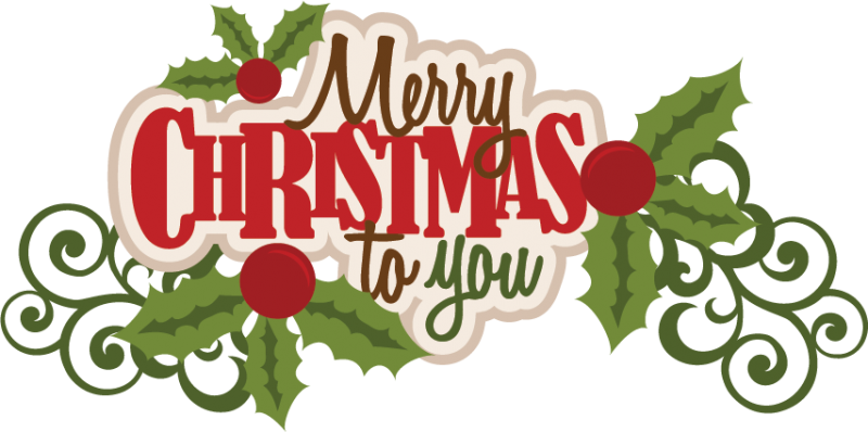 800x398 Merry Christmas Clip Art Images