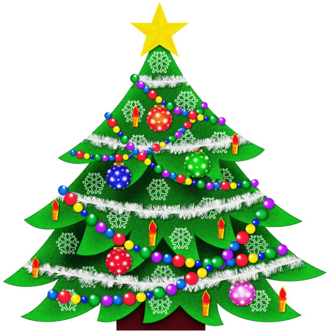 667x660 Christmas Tree Clip Art Eclipse Stainless Warranty Information