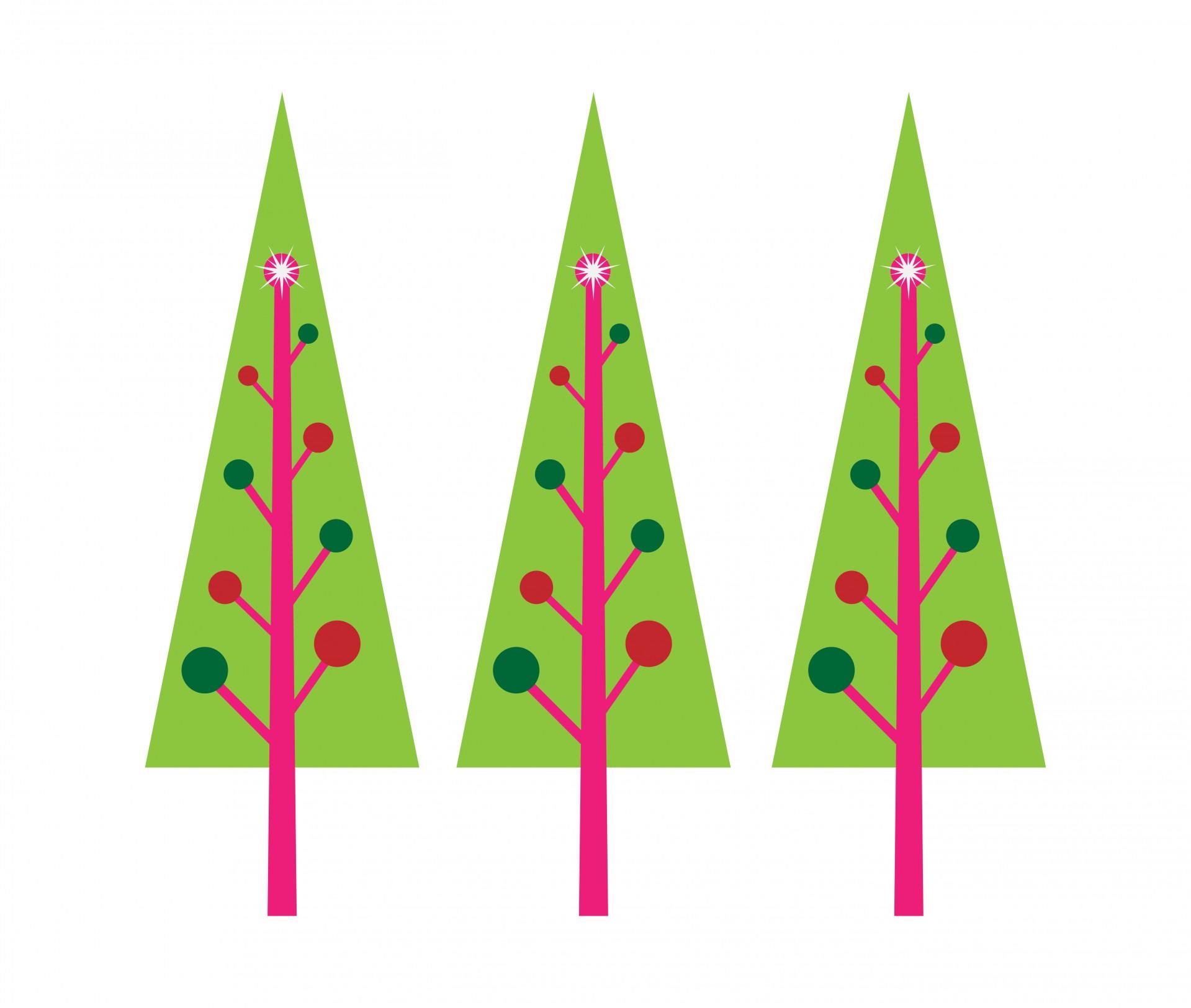 1919x1624 Christmas Trees Clipart Free Stock Photo