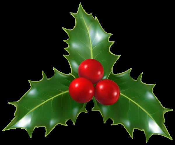 600x497 Christmas Holly Mistletoe Png Clip Art Image Angyalok