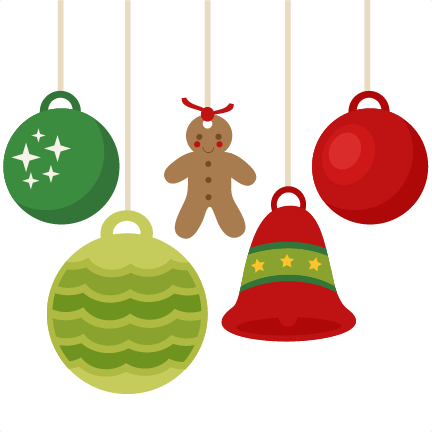 432x432 Collection Of Christmas Ornaments Clipart Png High Quality