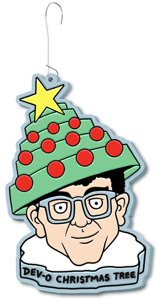 564x1037 M.lineham Art Dev O Christmas Tree Ornament
