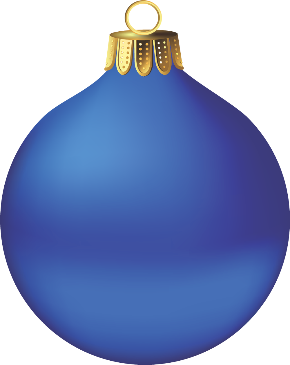 1000x1258 Transparent Christmas Blue Ornament Clipartu200b Gallery
