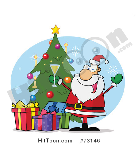 450x470 Christmas Tree Clipart