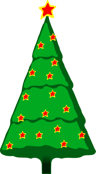 330x596 Christmas Tree Clip Art Is Clipart Panda
