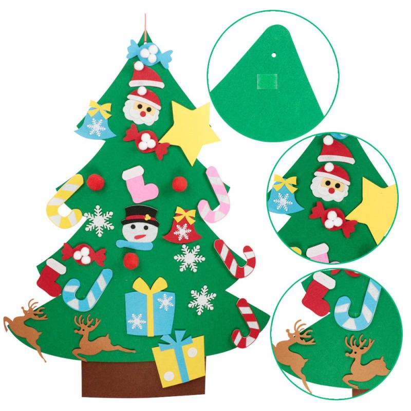 800x800 Christmas Tree With Gifts Clipart