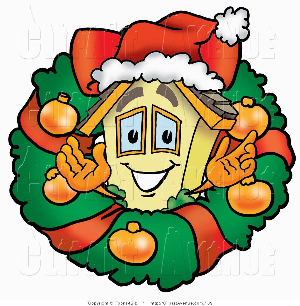 1024x1044 Christmas Houses Clip Art