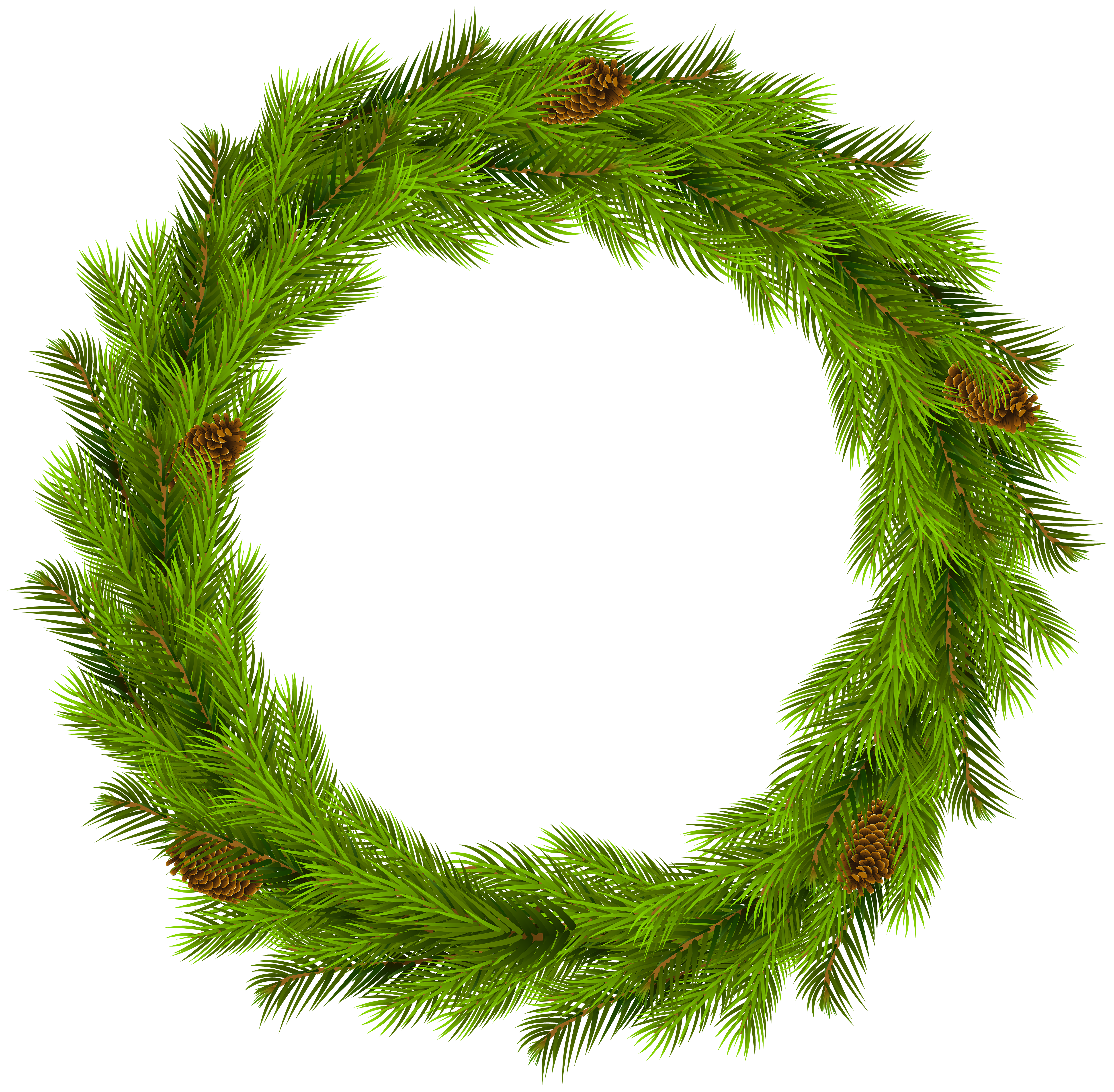 Christmas Wreath Png Transparent.Christmas Wreath Clipart At Getdrawings Com Free For