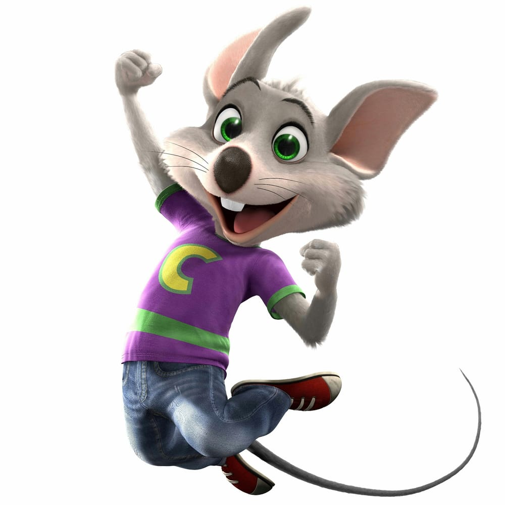 Chuck E Cheese Clipart At Getdrawings Free For Personal Use