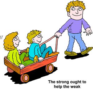 300x288 Clip Art Cartoon Wagons Clipart