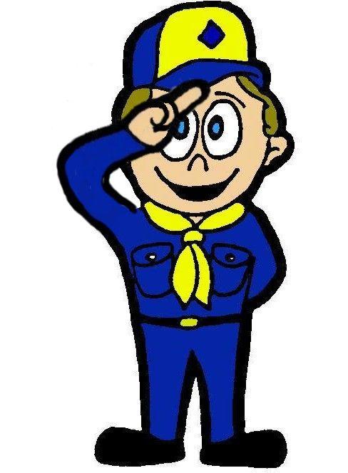 488x664 Cub Scout Chuck Wagon Clipart