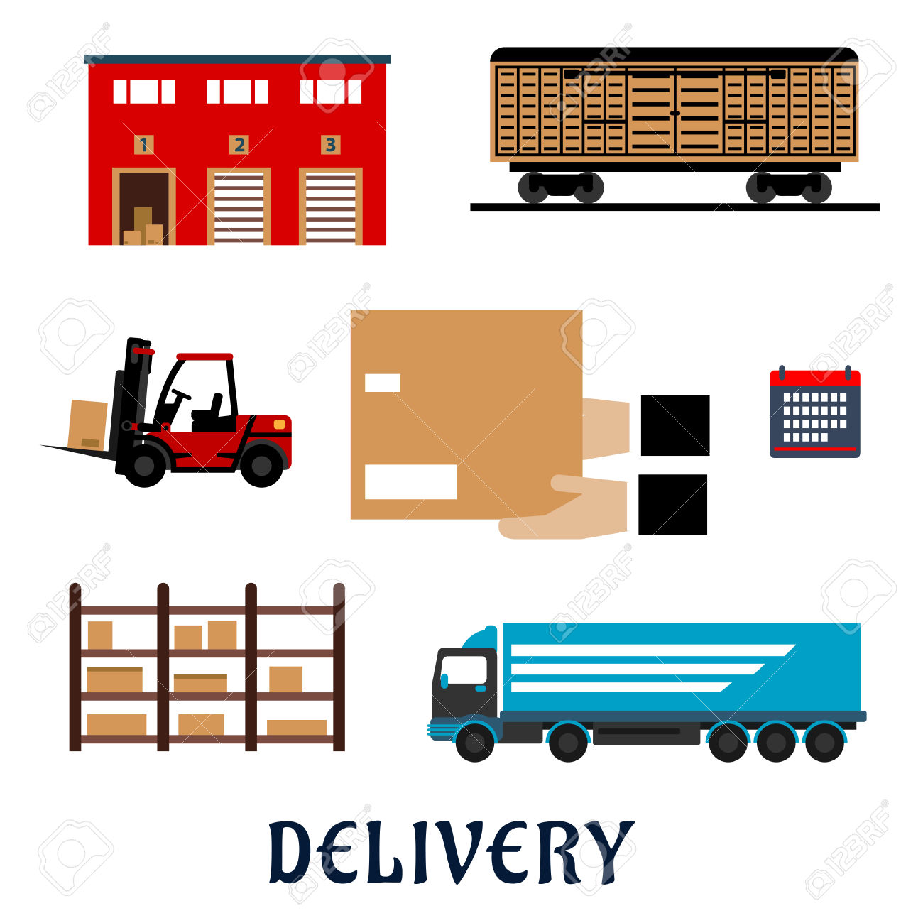 1300x1300 Freight Wagon Clipart