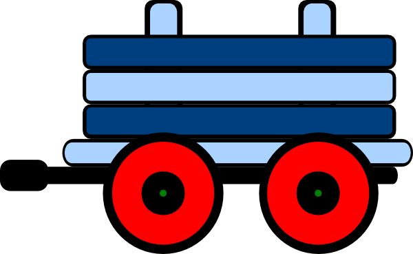600x369 Wagon Train Clipart