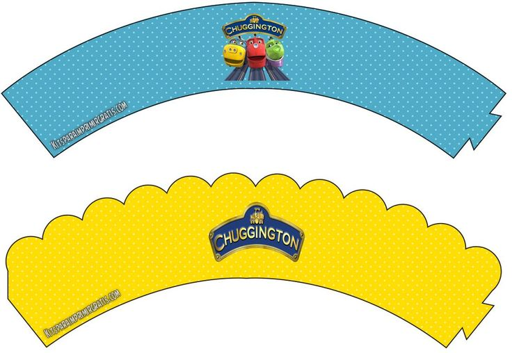 Chuggington Clipart
