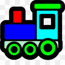 260x260 Train Rail Transport Locomotive Clip Art