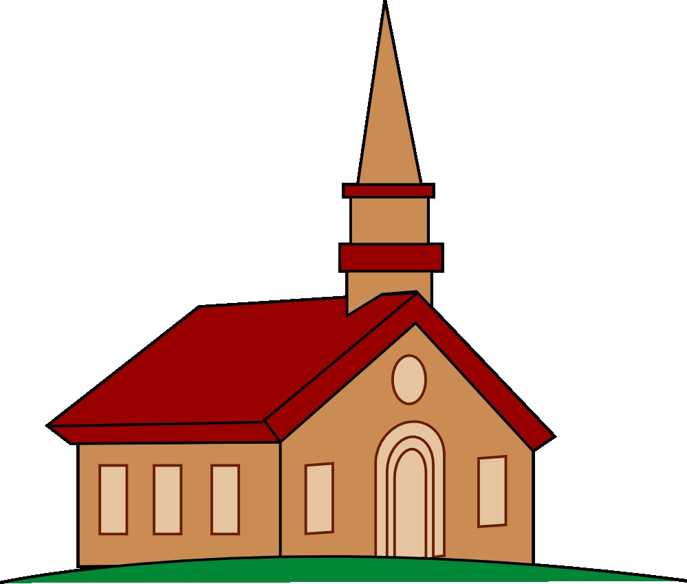 999x850 Clipart Church Images Transitionsfv