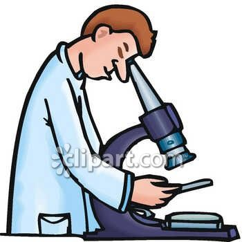350x350 Lab Worker Looking Into Microscope